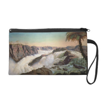 131-0059242 The Paulo Alfonso Falls, 1850 Wristlet Clutch