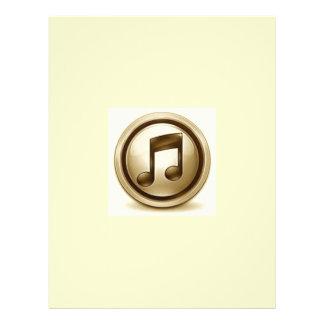 132535u7 Music icon graphic design dance party fun Flyer Design