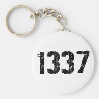 1337 Keychain