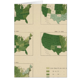 133 Increase value of farms 1850-1900 Card