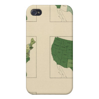 133 Increase value of farms 1850-1900 iPhone 4 Cases