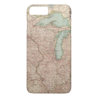 13435 Mich, Wis, Minn, Ia, Mo, Ill, Ind, Ky iPhone 7 Plus Case