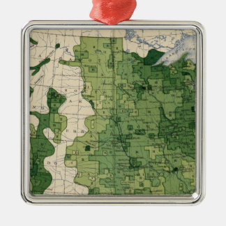 134 Value farm products 1900 Christmas Ornament