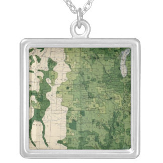 134 Value farm products 1900 Silver Plated Necklace