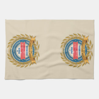 135th Anniversary Towel