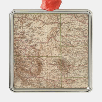 13637 Mont, ND, SD, Wyo, Neb Christmas Ornament