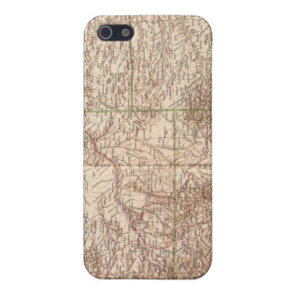 13637 Mont, ND, SD, Wyo, Neb iPhone 5/5S Case