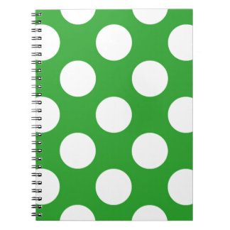 136 GRASS GREEN EARTH ENVIRONMENT BRIGHT WHITE POL NOTEBOOKS