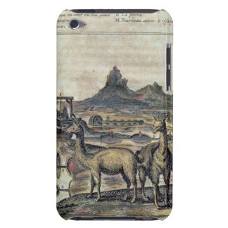 137-0627924 Illustration from a history of Peru sh iPod Touch Covers