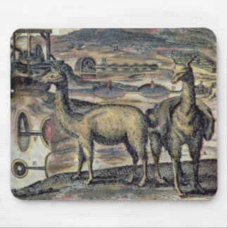 137-0627924 Illustration from a history of Peru sh Mouse Mat