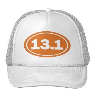 13.1 burnt orange hat