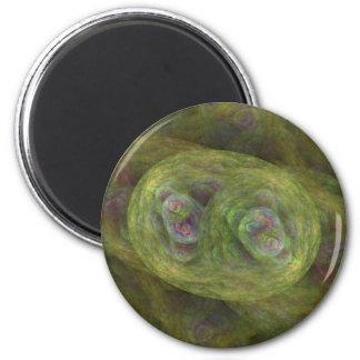 13 1 fractal fridge magnets