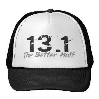 13.1 The Better Half - Half Marathon Runner Cap