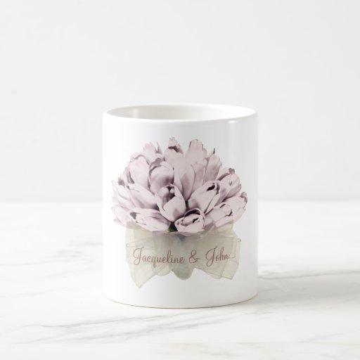 $13.95 The Wedding / Pink Roses Coffee Mug