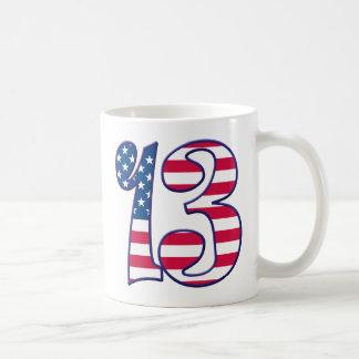 13 Age USA Basic White Mug