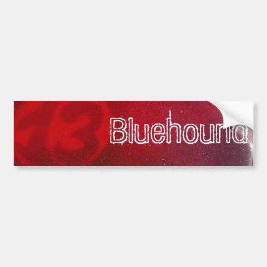 13 Bumpersticker Bumper Sticker