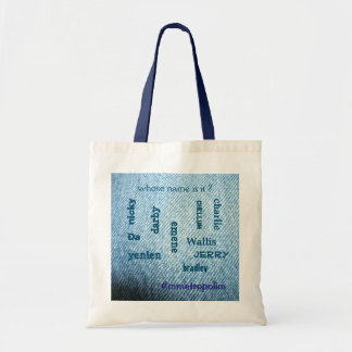 $13 Dollar Tote Bag