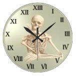 13 Hour Clock Friendly Skeleton