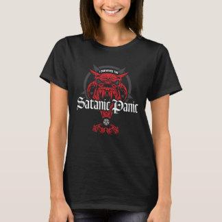 13 O'Clock Satanic Panic Black Shirt