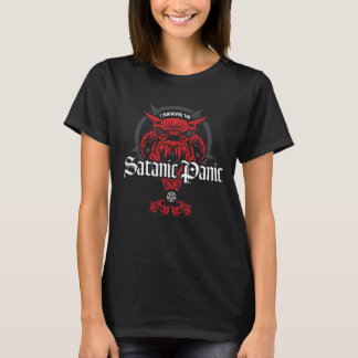 13 O'Clock Satanic Panic Women's Shirt
