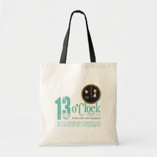 13 O'Clock Tote Bag