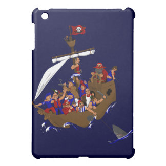 13 Pirates Case For The iPad Mini