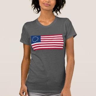 13 Star Betsy Ross US Flag T Shirt