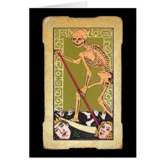 13 Tarot Card