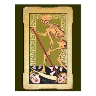 13 Tarot Card Postcards