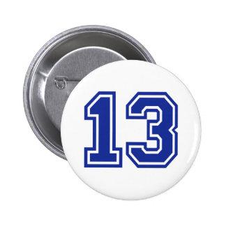 13 - Thirteen Pin