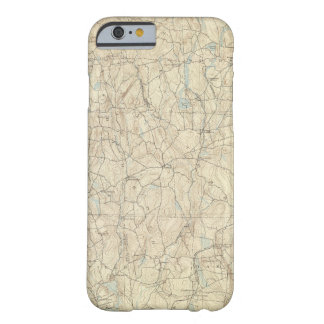 13 Woodstock sheet Barely There iPhone 6 Case