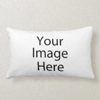 "13"" x 21"" Grade A Cotton Lumbar Throw Pillow"