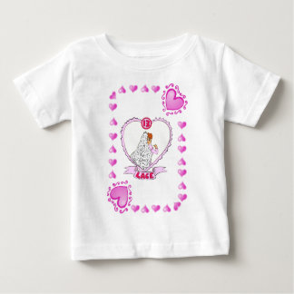 13th Anniversary - Lace Baby T-Shirt