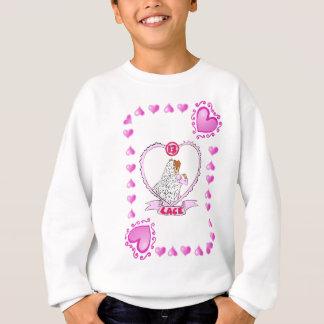 13th Anniversary - Lace Sweatshirt