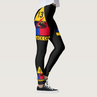 13th Armored Division USA Leggings