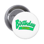 13th Birthday Gifts 6 Cm Round Badge