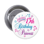 13th Birthday Princess