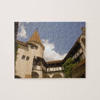13th Century Bran Castle (Draculas' Castle), Jigsaw Puzzle