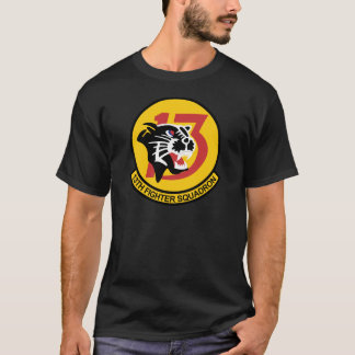 13th Fighter Squadron T-Shirt