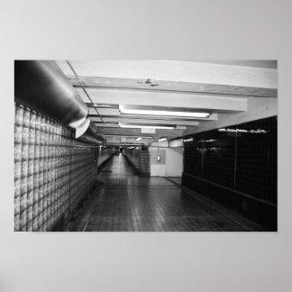 13th St. Corridor Print