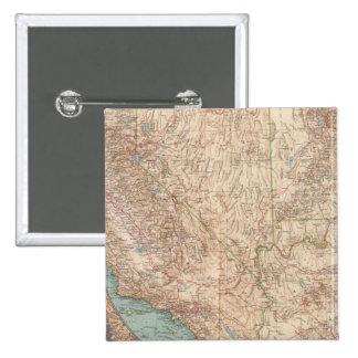 14041 Calif, Nev, Utah, Ariz 15 Cm Square Badge