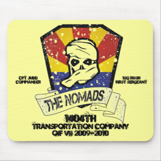 1404TH Nomads Mouse Mat