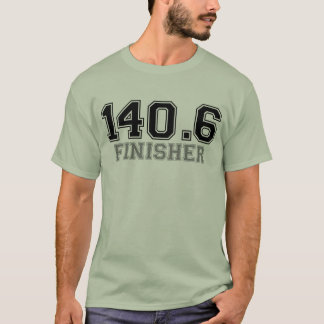140.6 Finisher Tee