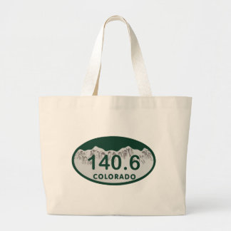 140 6 license oval canvas bags