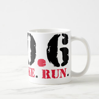 140 6 Swim Bike Run Coffee Mugs