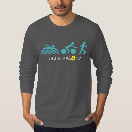 140.6 with Aloha Men's Fine Jersey LS -