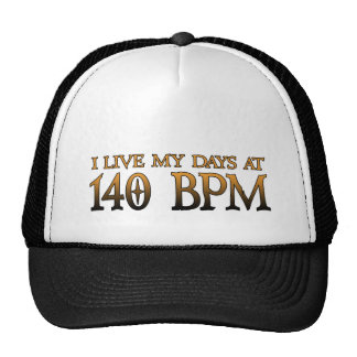 140 BPM Days DUBSTEP Trucker Hat