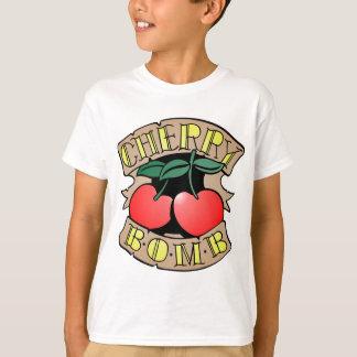 1413032011 Cherry Bomb Inverso (Rocker & Kustom) T Shirt