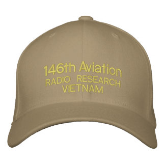 146 Avn Hat 1 Embroidered Hats