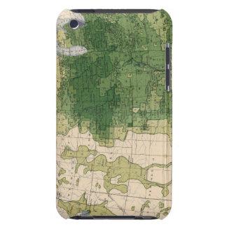 146 Swine/sq mile iPod Touch Case-Mate Case